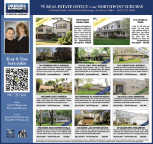Realty flyer with QR